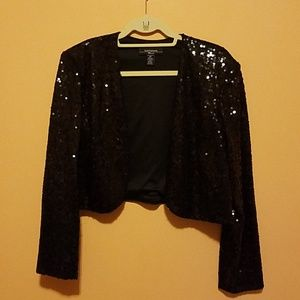R&M Richards Jackets & Coats - R&M Richard's sequined jacket
